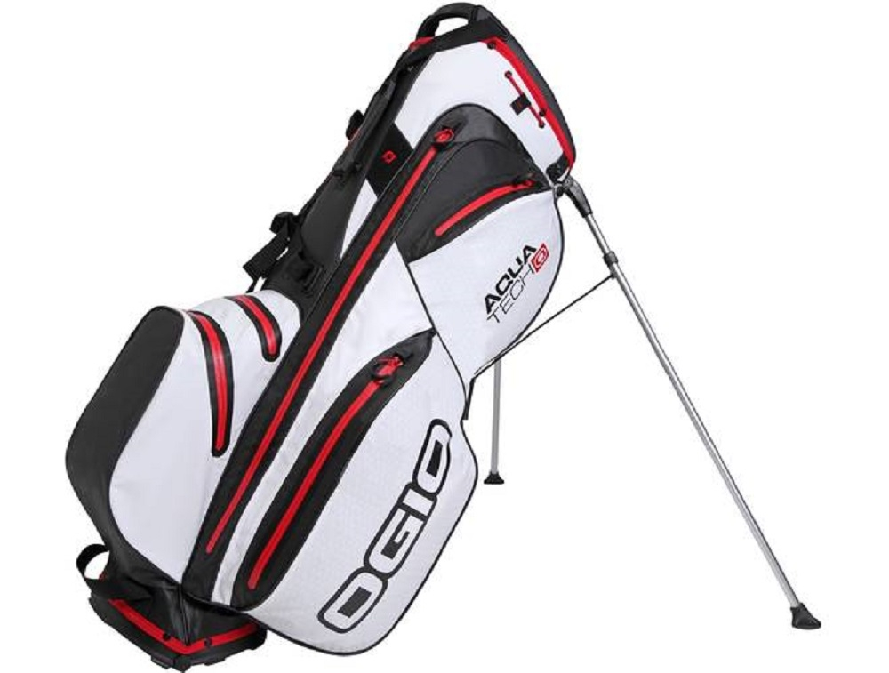 Ogio Aquatech Stand Bag Golf Review The Sage Waterproof