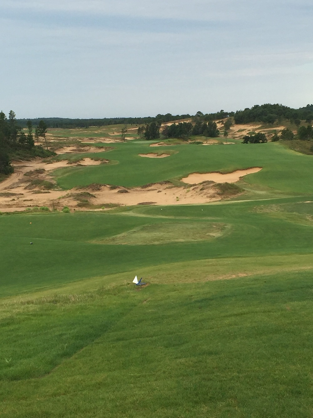 golf course review, golf course critique, golf blogger, the golf sage, golf blog, Sand Valley Resort, Sand Valley Golf, Bandon Dunes, Coore, Crenshaw, Nekoosa, Wisconsin, August 2016