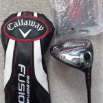Callaway Big Bertha Fusion Driver, golf review, driver review, callaway driver review, golf product review, the golf sage, golf blog, game improvement driver review, big bertha fusion driver 2017 review