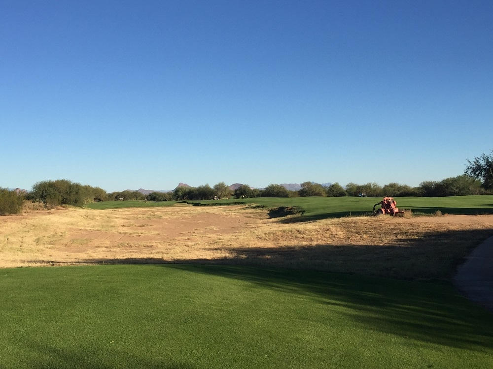 golf course review, course critique, golf blogger, the golf sage, golf blog, talking stick north, coore and crenshaw, scottsdale, arizona, november 2016